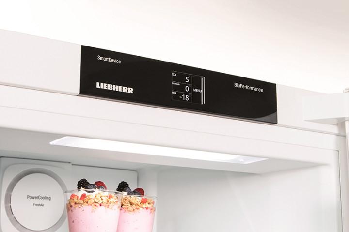 купить Двухкамерный холодильник Liebherr CBPef 4815 Украина фото 8