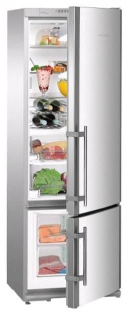 купить Двухкамерный холодильник Liebherr CBPes 3656 Украина фото 0