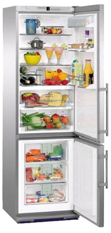 купить Двухкамерный холодильник Liebherr CBPes 4056 Украина фото 1