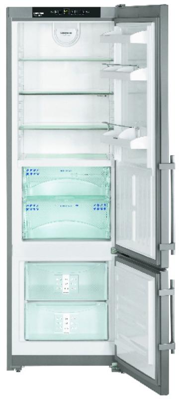купить Двухкамерный холодильник Liebherr CBPesf 3613 Украина фото 1