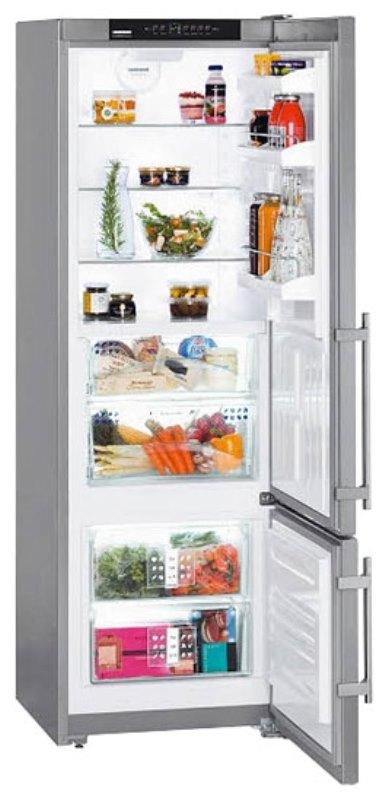 купить Двухкамерный холодильник Liebherr CBPesf 3613 Украина фото 0
