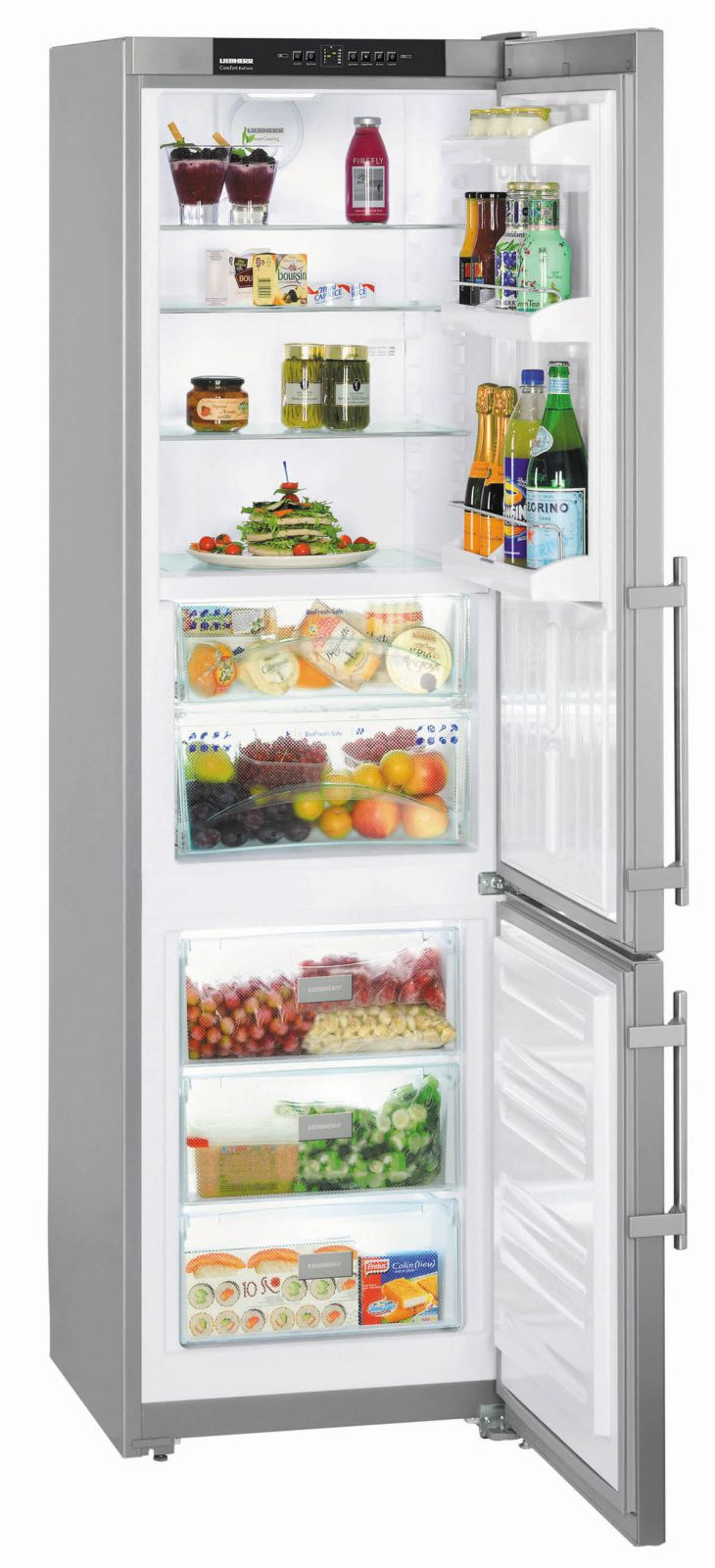 купить Двухкамерный холодильник Liebherr CBPesf 4013 Украина фото 0