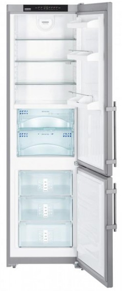 купить Двухкамерный холодильник Liebherr CBPesf 4033 Украина фото 2