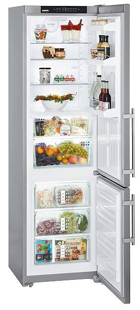 купить Двухкамерный холодильник Liebherr CBPesf 4033 Украина фото 0