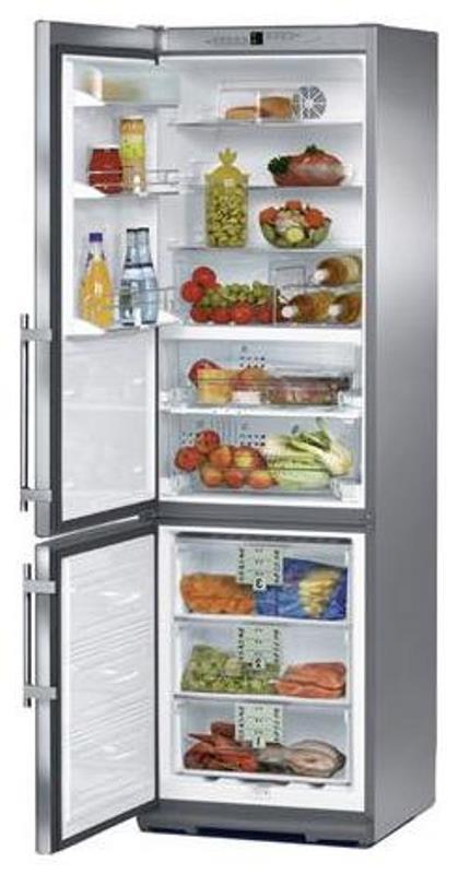 купить Двухкамерный холодильник Liebherr CBes 4056 Украина фото 2