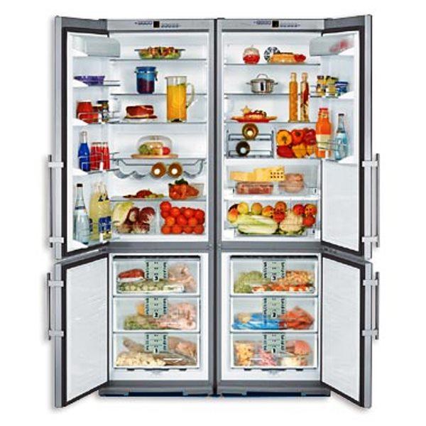 купить Двухкамерный холодильник Liebherr CBes 4056 Украина фото 3
