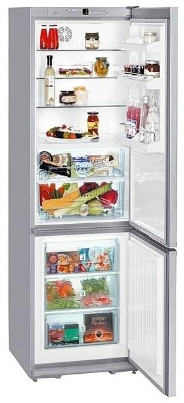 купить Двухкамерный холодильник Liebherr CBsl 4006 Украина фото 1