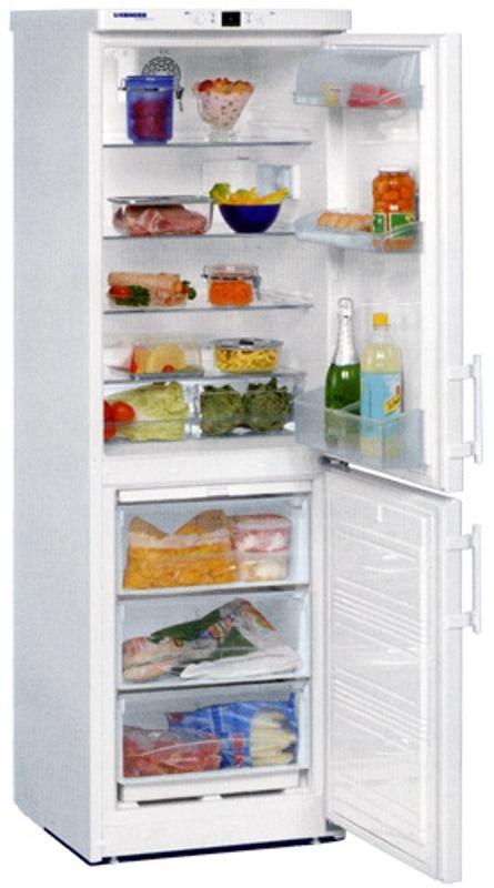 купить Двухкамерный холодильник Liebherr CN 3023 Украина фото 0