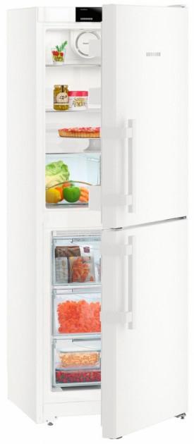 купить Двухкамерный холодильник Liebherr CN 3115 Украина фото 5