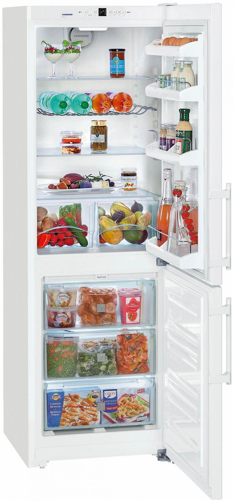 купить Двухкамерный холодильник Liebherr CN 3503 Украина фото 0