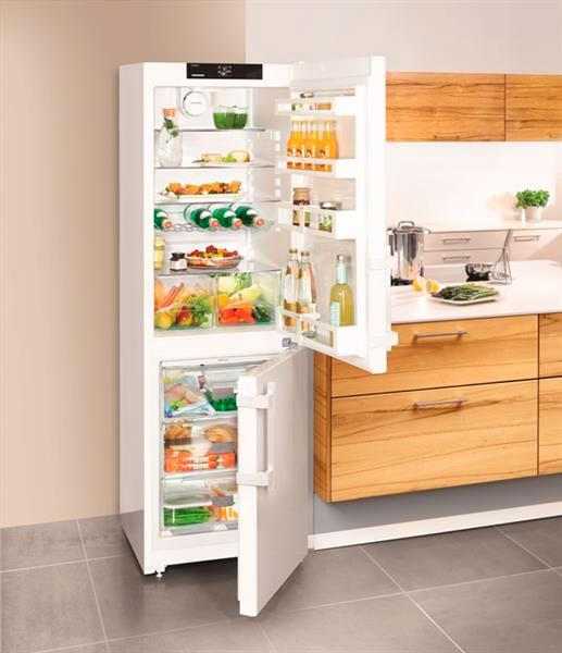 купить Двухкамерный холодильник Liebherr CN 3515 Украина фото 7