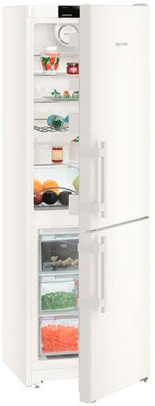 купить Двухкамерный холодильник Liebherr CN 3515 Украина фото 6