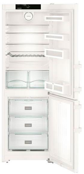 купить Двухкамерный холодильник Liebherr CN 3515 Украина фото 3