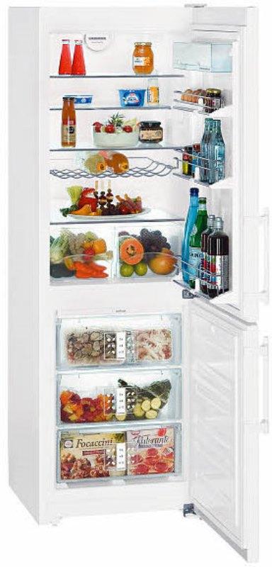 купить Двухкамерный холодильник Liebherr CN 3556 Украина фото 0
