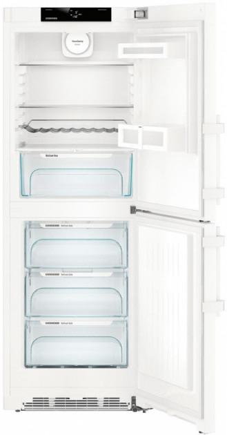 купить Двухкамерный холодильник Liebherr CN 3715 Украина фото 2