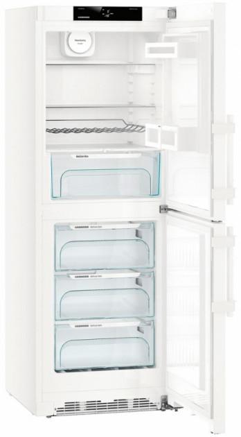 купить Двухкамерный холодильник Liebherr CN 3715 Украина фото 4