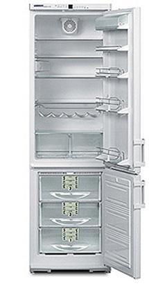 купить Двухкамерный холодильник Liebherr CN 3866 Украина фото 1