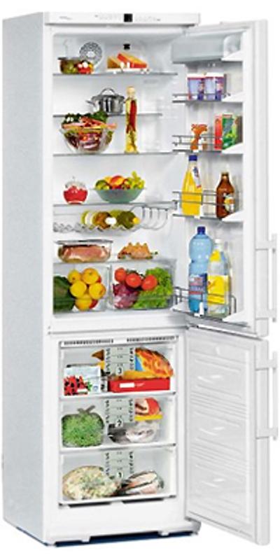 купить Двухкамерный холодильник Liebherr CN 3866 Украина фото 0