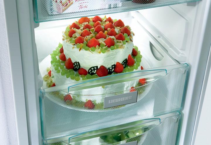 купить Двухкамерный холодильник Liebherr CN 3915 Украина фото 9