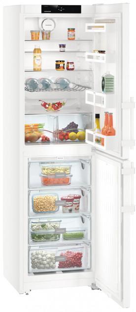 купить Двухкамерный холодильник Liebherr CN 3915 Украина фото 6