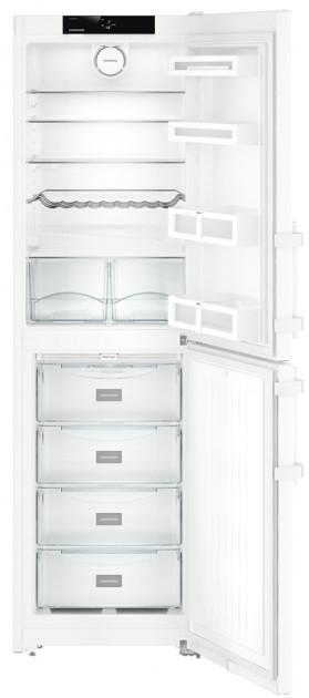купить Двухкамерный холодильник Liebherr CN 3915 Украина фото 5