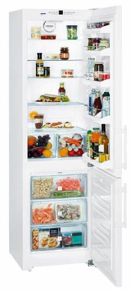 купить Двухкамерный холодильник Liebherr CN 4003 Украина фото 0