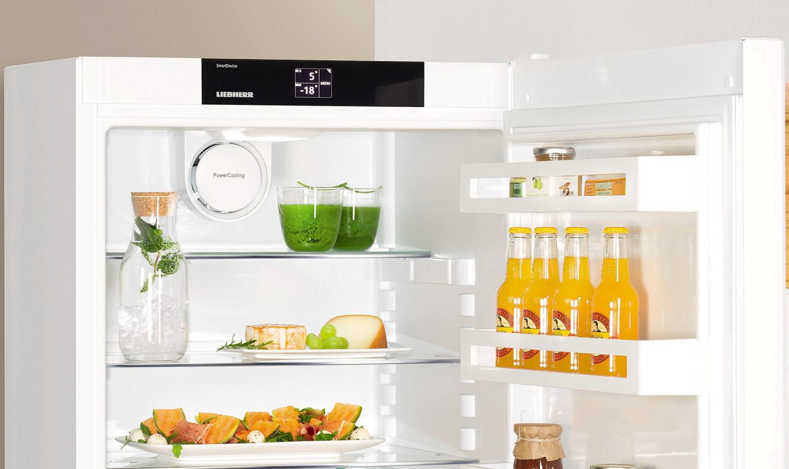 купить Двухкамерный холодильник Liebherr CN 4005 Украина фото 7