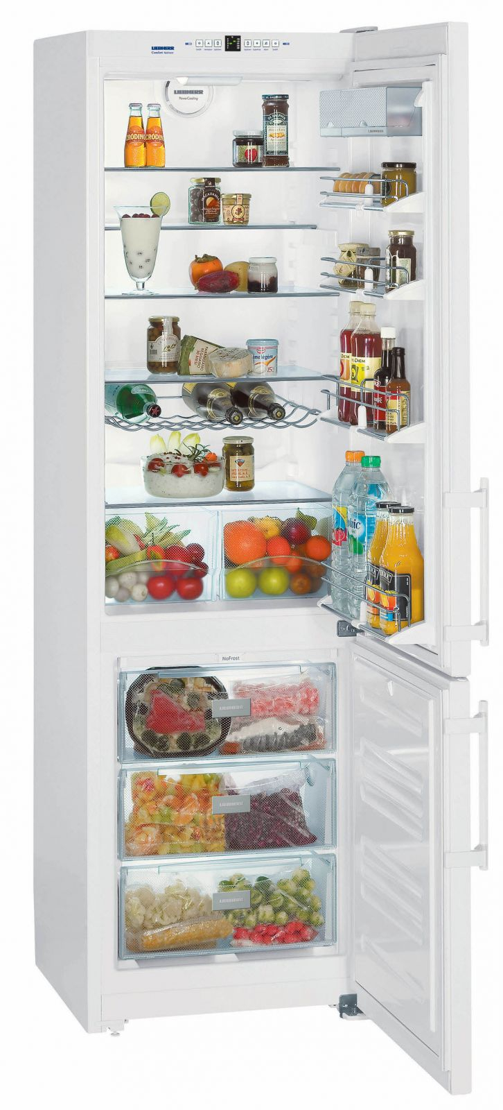 купить Двухкамерный холодильник Liebherr CN 4013 Украина фото 0