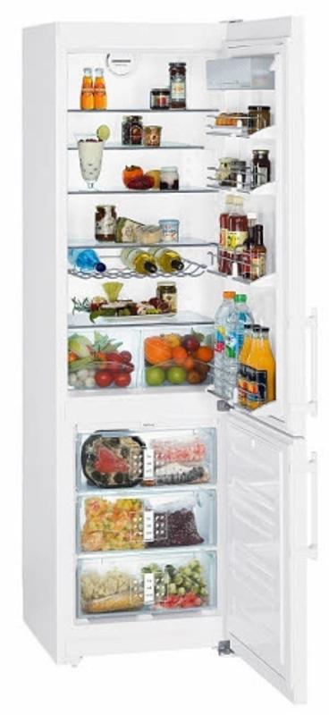 купить Двухкамерный холодильник Liebherr CN 4056 Украина фото 0