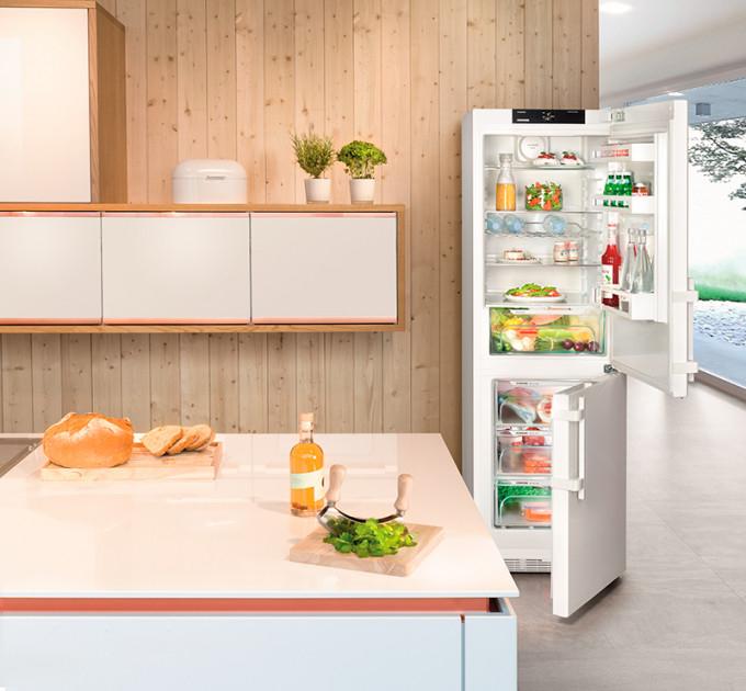 купить Двухкамерный холодильник Liebherr CN 4315 Украина фото 6