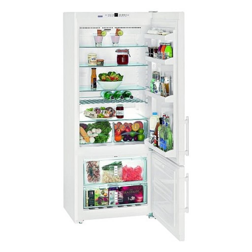 купить Двухкамерный холодильник Liebherr CN 4613 Украина фото 0