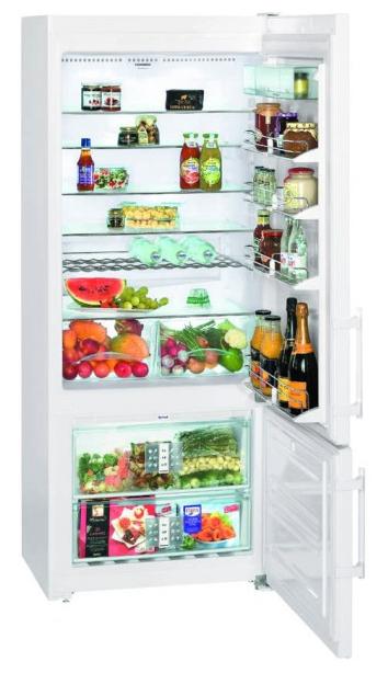 купить Двухкамерный холодильник Liebherr CN 4656 Украина фото 0