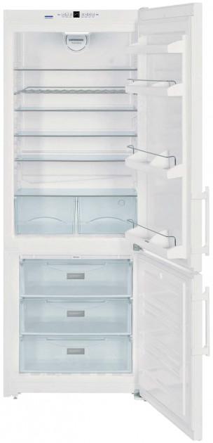 купить Двухкамерный холодильник Liebherr CN 5113 Украина фото 2