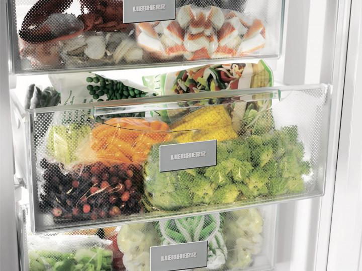 купить Двухкамерный холодильник Liebherr CN 5113 Украина фото 3