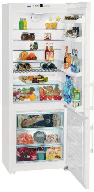 купить Двухкамерный холодильник Liebherr CN 5113 Украина фото 0