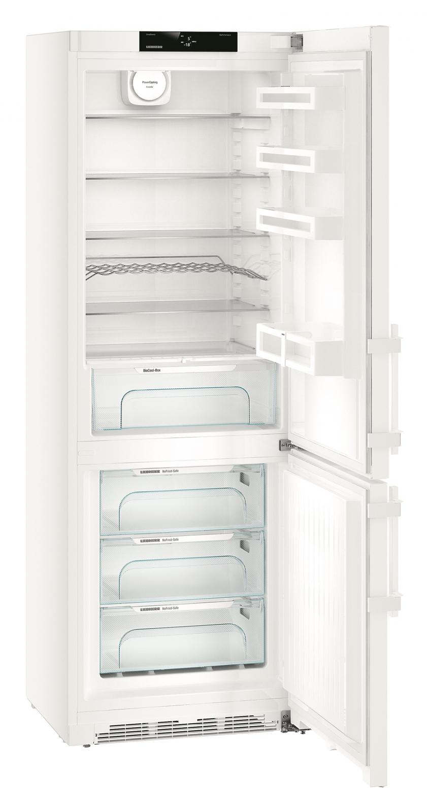 купить Двухкамерный холодильник Liebherr CN 5715 Украина фото 5