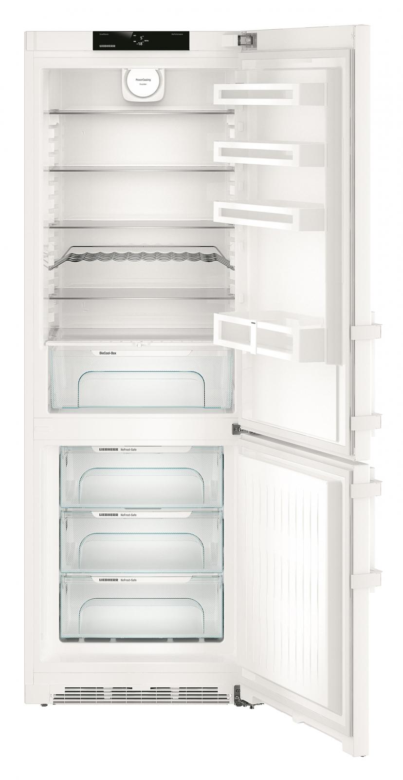 купить Двухкамерный холодильник Liebherr CN 5715 Украина фото 2