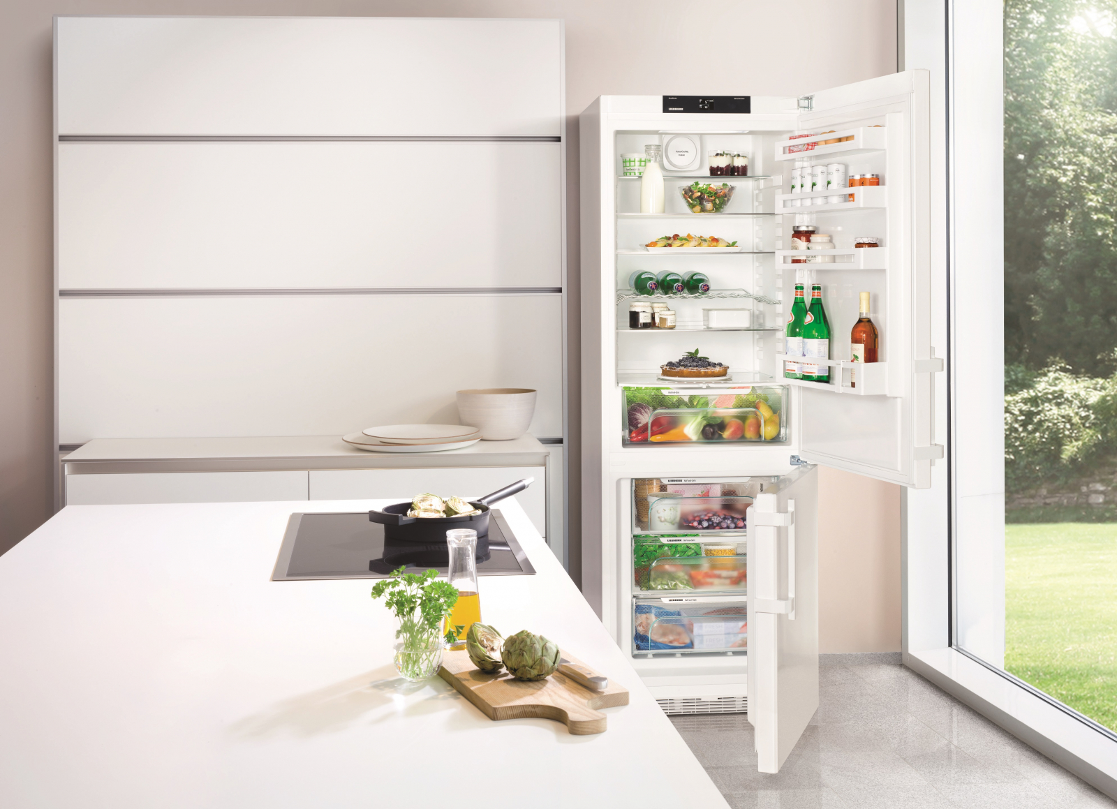 купить Двухкамерный холодильник Liebherr CN 5715 Украина фото 12