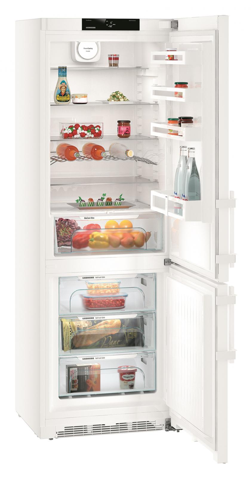 купить Двухкамерный холодильник Liebherr CN 5715 Украина фото 13