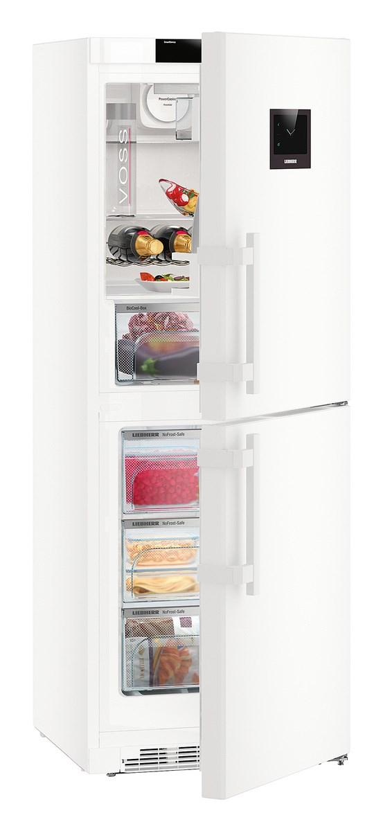 купить Двухкамерный холодильник Liebherr CNP 3758 Украина фото 2