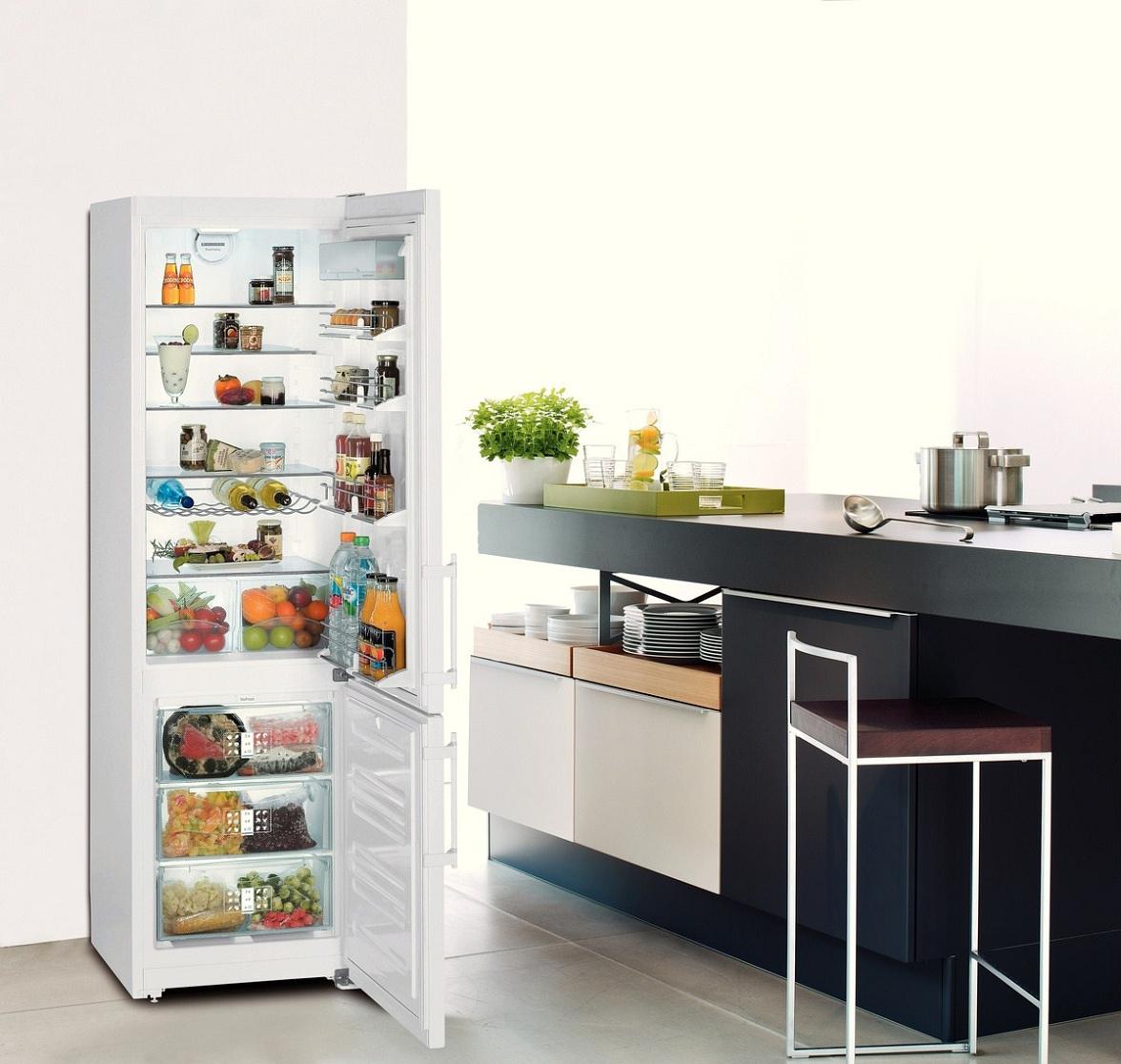 купить Двухкамерный холодильник Liebherr CNP 4056 Украина фото 2