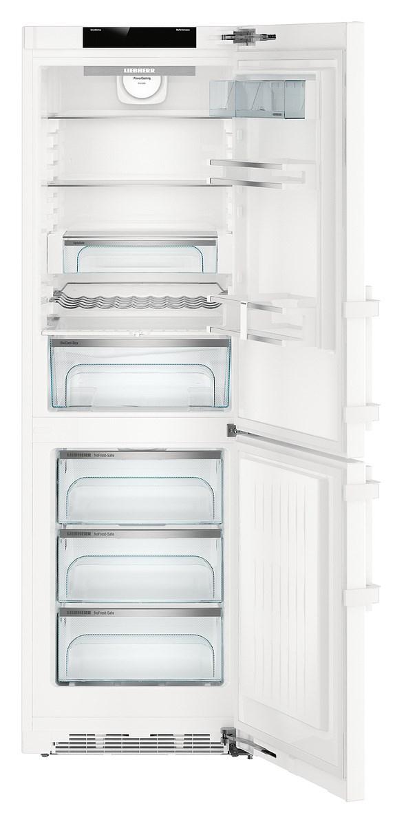 купить Двухкамерный холодильник Liebherr CNP 4358 Украина фото 2