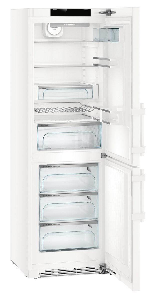 купить Двухкамерный холодильник Liebherr CNP 4358 Украина фото 4