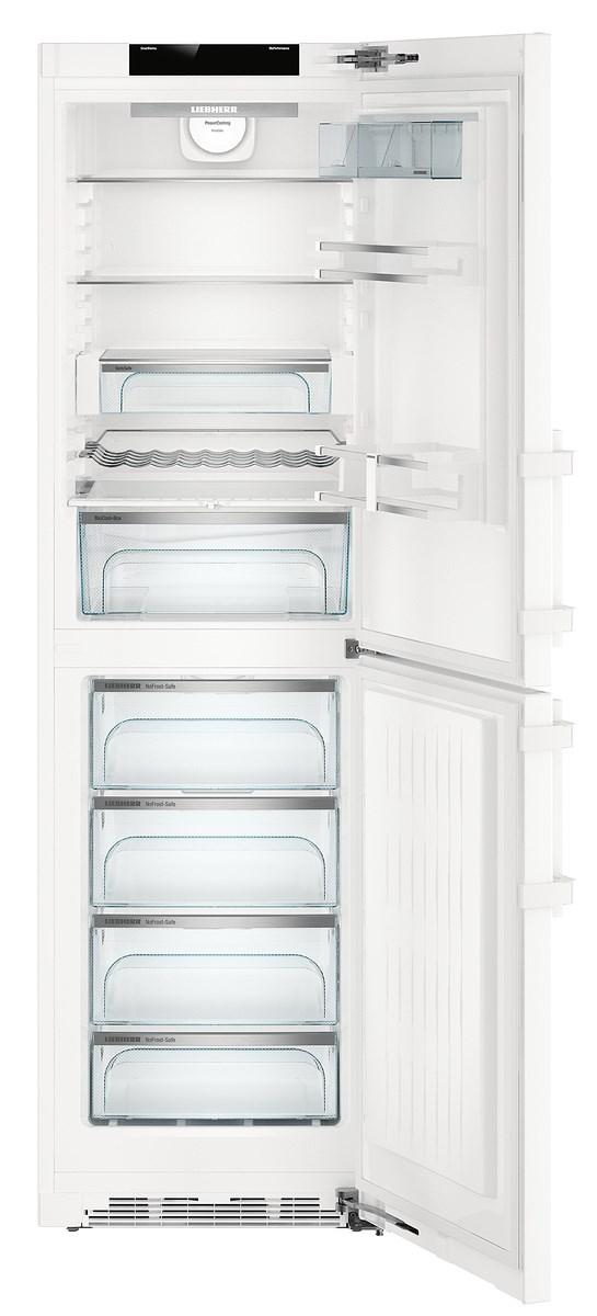 купить Двухкамерный холодильник Liebherr CNP 4758 Украина фото 2