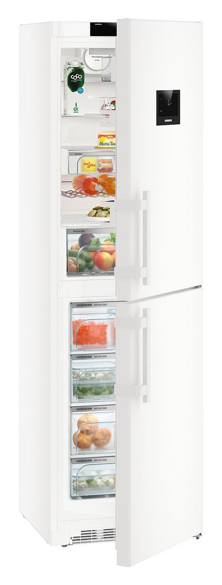 купить Двухкамерный холодильник Liebherr CNP 4758 Украина фото 3