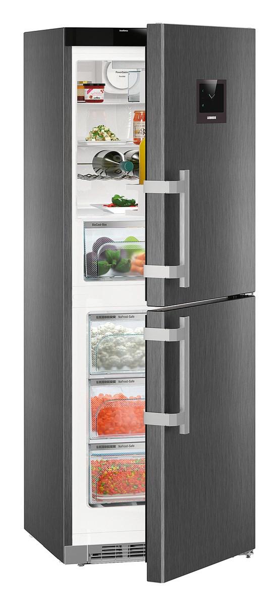 купить Двухкамерный холодильник Liebherr CNPbs 3758 Украина фото 2