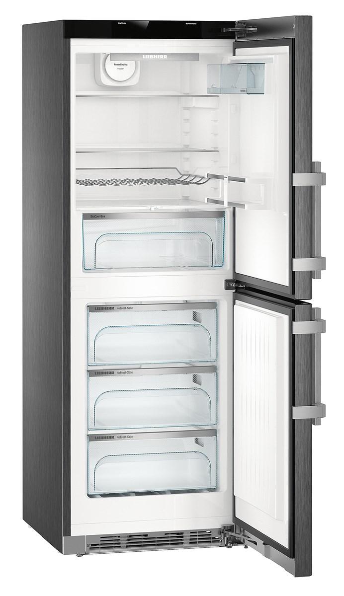 купить Двухкамерный холодильник Liebherr CNPbs 3758 Украина фото 4
