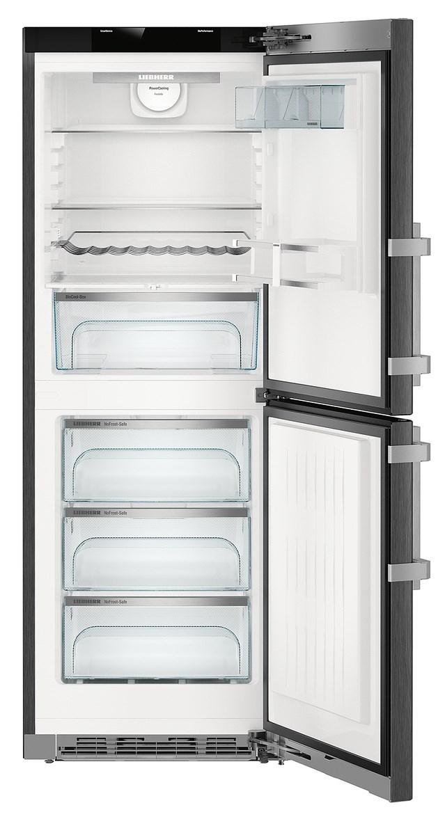 купить Двухкамерный холодильник Liebherr CNPbs 3758 Украина фото 3