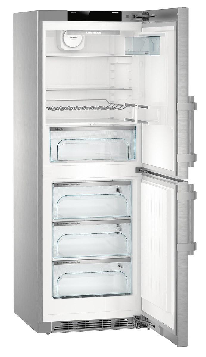 купить Двухкамерный холодильник Liebherr CNPes 3758 Украина фото 5