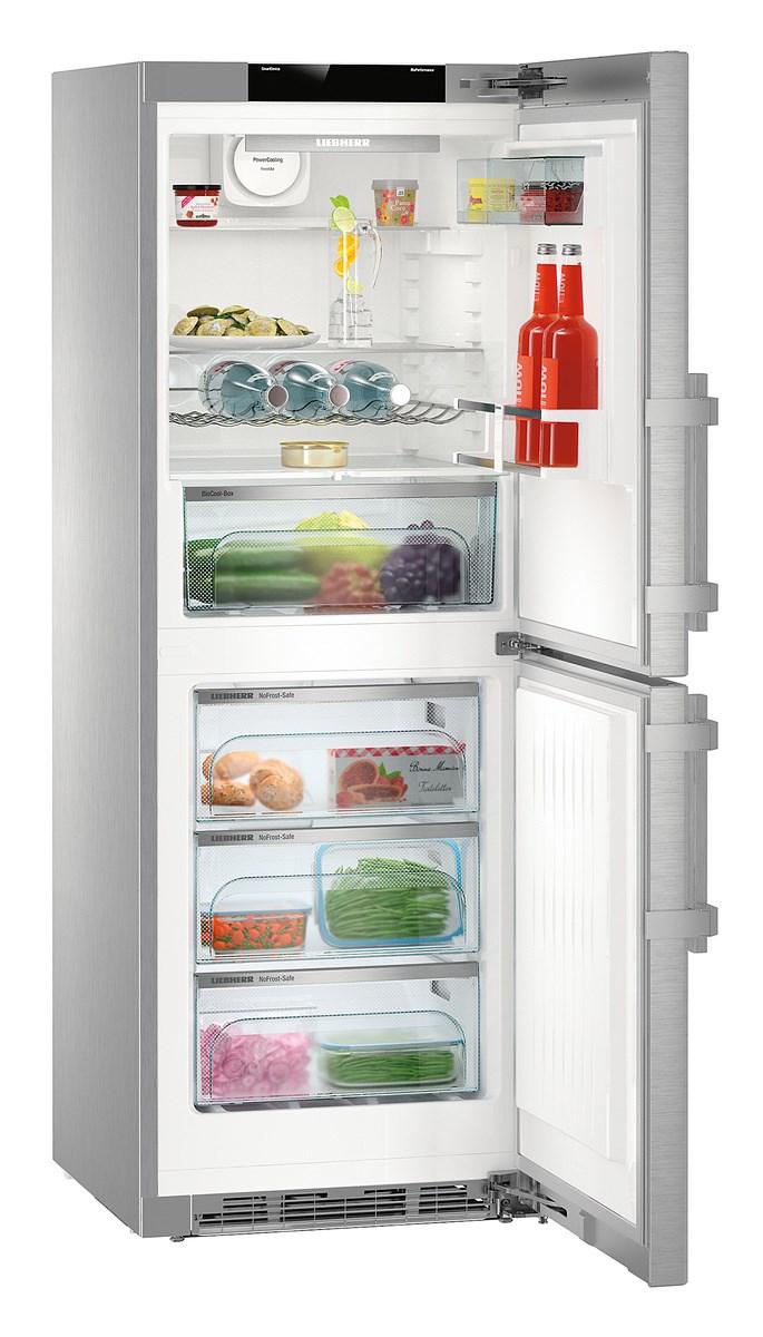 купить Двухкамерный холодильник Liebherr CNPes 3758 Украина фото 0